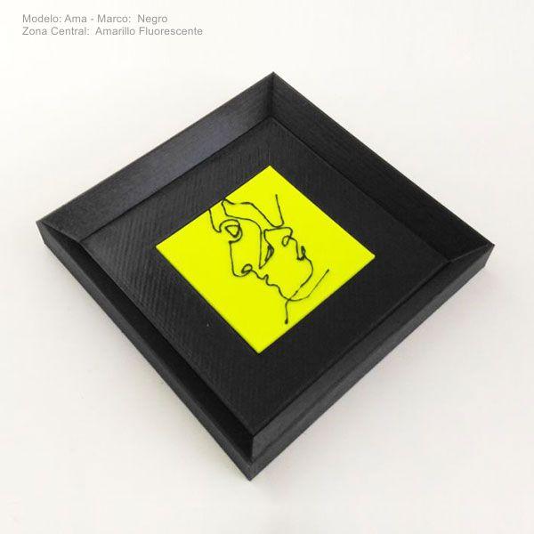 cuadro-sense-DE3DE-Decoración-Impresion3D-moderno-diseño-#impresión3D-#design-#impresion3d-#3dprinting-#deco-#3d