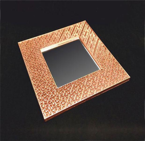 espejo-lic-DE3DE-Decoración-Impresion3D-moderno-diseño-#impresión3D-#design-#impresion3d-#3dprinting-#deco-#3d