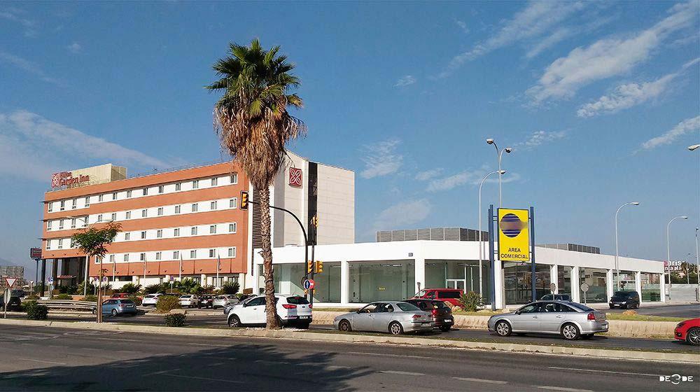 REDACCION DE PROYECTO REFORMADO Y DIREECIÓN DE OBRA DE EDIFICIO COMERCIAL DE 3000 M2 Parcela 3. Fase 2 del P.E.R.I. RT-I.5 Valdició , 29004, Málaga. Cliente: Braniza, S.L