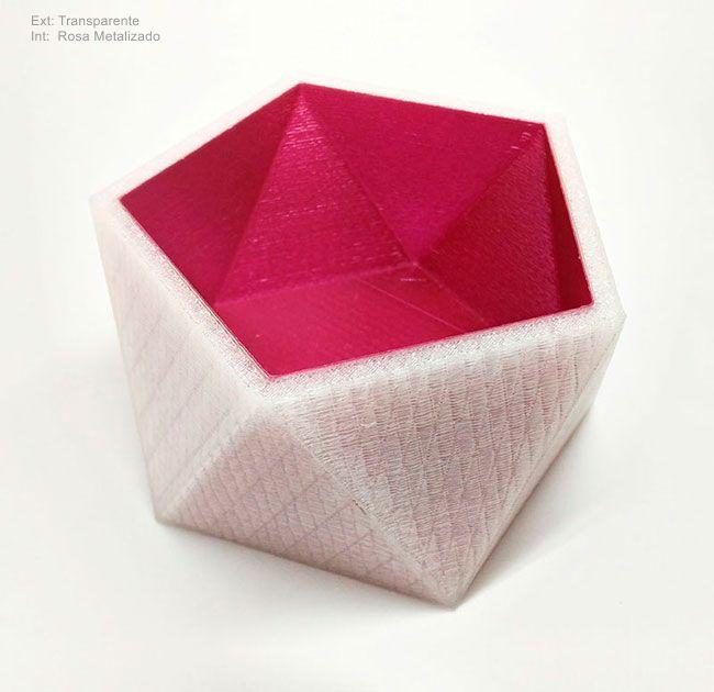 Macetero-cuenco-cinco-DE3DE-Decoración-Impresion3D-moderno-diseño-#impresión3D-#design-#impresion3d-#3dprinting-#deco-#3d